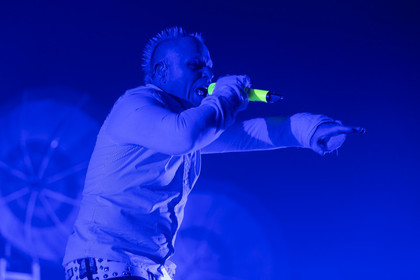 Farbengewitter - Fotos: The Prodigy live in der Festhalle Frankfurt