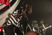 Fotos: Public Enemy als Vorgruppe von The Prodigy live in Frankfurt