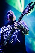 Fotos: Slayer live in der Jahrhunderthalle in Frankfurt