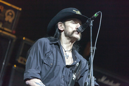 Keep on rockin' - Fotos: Motörhead live in der Jahrhunderthalle in Frankfurt